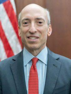 גארי גנסלר SEC